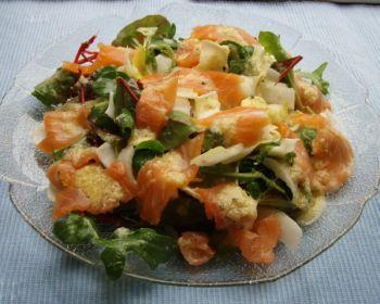 Norweger Salat